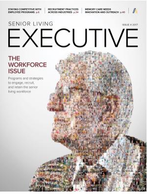 senior living executive